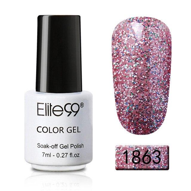 Elite99 7 ml Tränken Weg Von Emaille Gel Polish UV LED Gel Nagellack Lack Langlebige Nail art Design Maniküre nagel Gel Varinshes