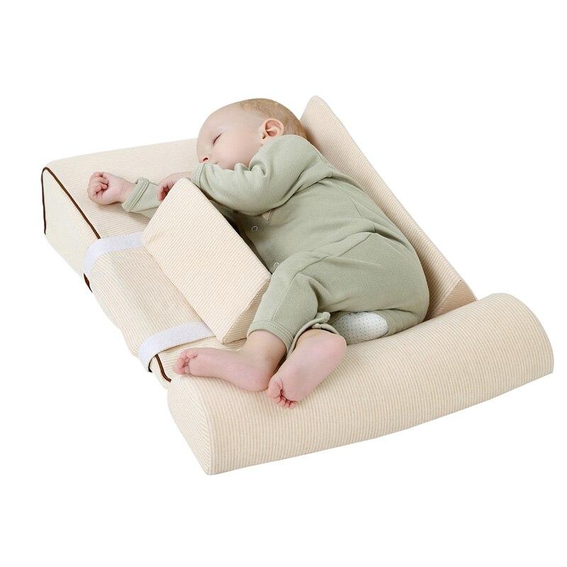 Canapé pour bébé Réglable Enfants Childs Infantile Portable Siège Chaise En Mousse à Mémoire Du Sein-Alimentation Caisse Boîte Fauteuil canapé-lit Pliage