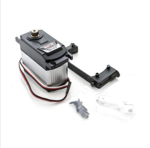 King Motor AS3035 High Torque MG Steering Servo 35kg Fits HPI Baja 5B 5T Rovan new king motor jaguar brushless motor esc mounting kit for hpi baja 5b 5t rovan
