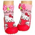 Baby Socks Newborn Autumn Winter Anti Slip Baby Socks with Rubber Soles Toddler Indoor Floor Shoes Infant Socks Cotton LMY011