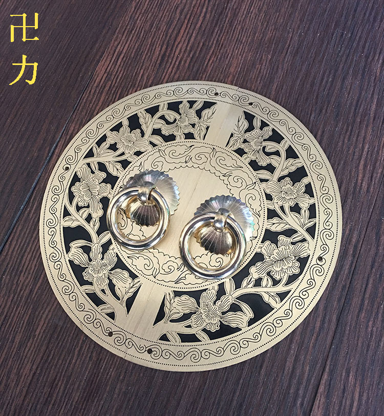 Special offer new Chinese antique furniture of Ming and Qing Dynasties accessories copper round bookcase wardrobe door handle coSpecial offer new Chinese antique furniture of Ming and Qing Dynasties accessories copper round bookcase wardrobe door handle co