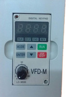 Delta Digital Keypad Operation Panel Inverter Controller VFD M LC M02E