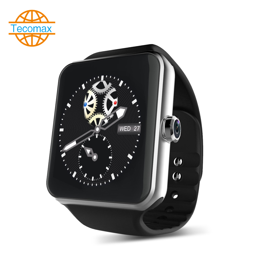 2016 New S3 Bluetooth Smart Watch Wrist font b Smartwatch b font APK For Apple Samsung