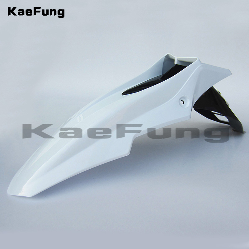 Off Road Front mudguard front fender Colorful plastic cover for kayo BSE 250cc Dirt Pit Bike MX Motocross Motorcycle, image