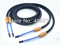 G7 Royal Empress Signature interconnects Silver Gold RCA interconnect cable with WBT0110ag