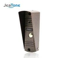 JeaTone Door Phone Intercom Home Security Video Intercom Apartment doorbell video IR Night Vision Outdoor Call Panel