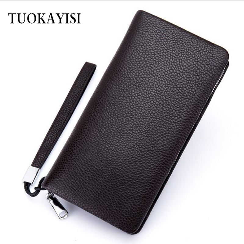 Multi-card bit Men Organizer Long Wallet Coin Purse Luxury Brand Male Money Pocket Wristlet Pochette Clutch Card Holder Passport fashion baellerry men pu leather portable card holder organizer long wallet money coin purse male pocket pochette clutch bag