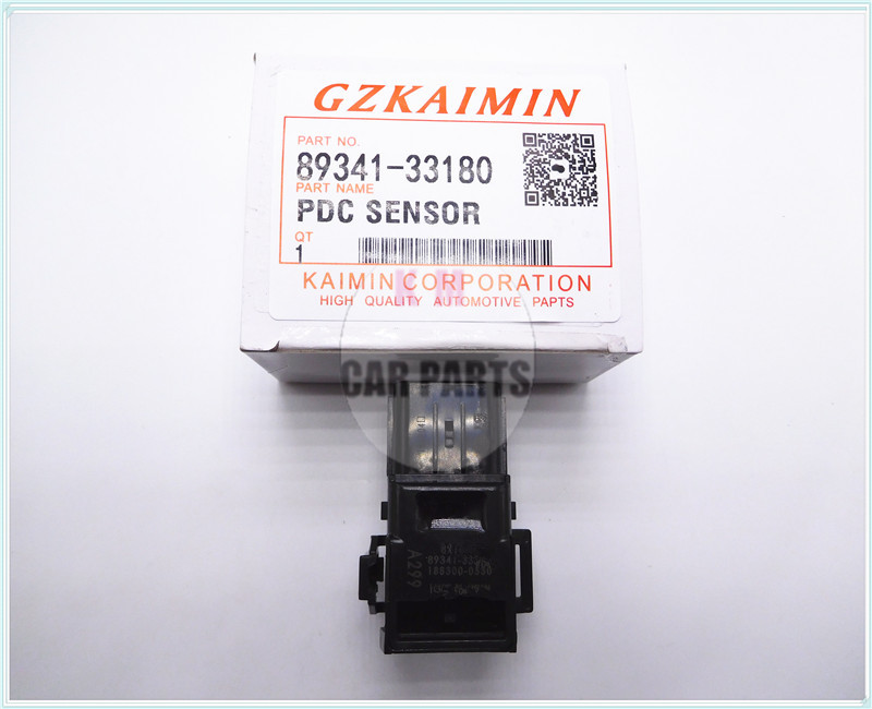 set 4 new and high quality PDC Parking Sensor 89341 33180 188300 for Toyota Camry for