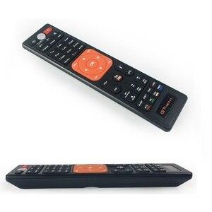 Image 2 - Genuine Remote Control for Digital Satellite Receiver GT MEDIA V8 NOVA FreeSat V8 Super V8 Golden DVB S2 DVB T2 DVB C