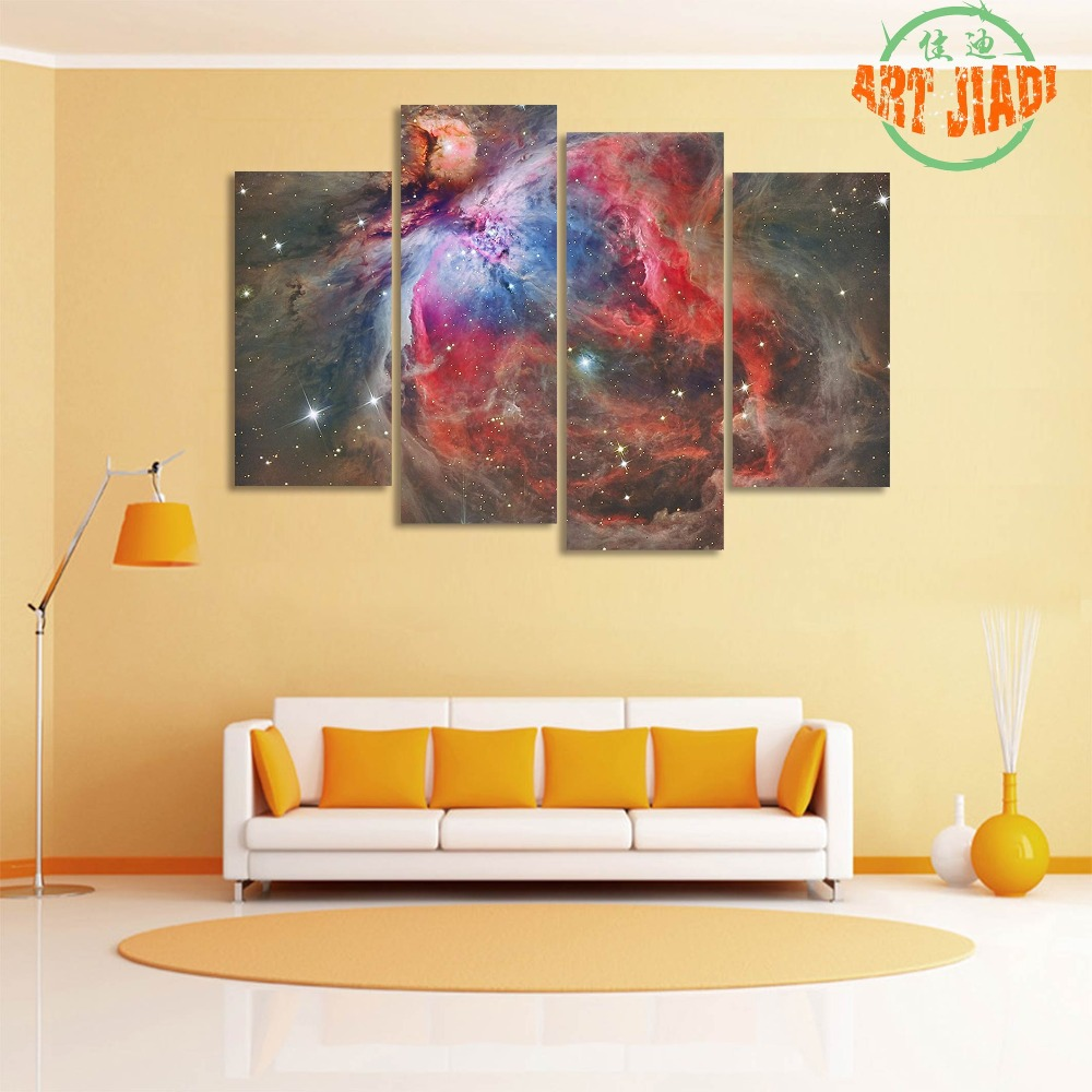 5 piece/set canvas art Jesus Last Supper HD Canvas Painting Wall Art ...