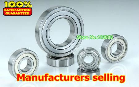 (1pcs) SUS440C environmental corrosion resistant stainless steel deep groove ball bearings S6012ZZ 60*95*18 mm high quality sus440c environmental corrosion resistant stainless steel deep groove ball bearings s6210zz 50 90 20 mm