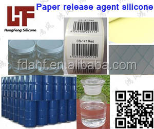 Silicone Release Liner for PE Paper PVA Paper Label on