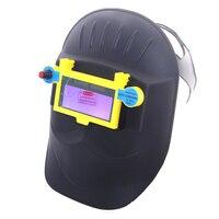 Darking auto Solar sombra DIN9-DIN13 soldador casco máscara ojos gafas/gafas de soldadura por ARCO TIG MIG MMA máquina de soldadura
