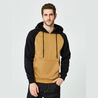2018 Men Clothing Winter Gym Hoodie Men Casual Patchwork Streetwear Hoodie Fashions Slim Hip Hop Hoodie Sweat Homme