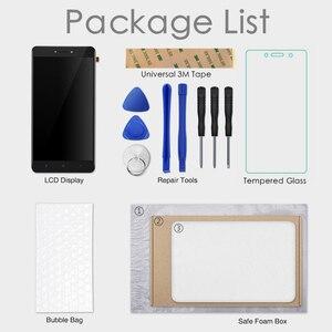 Image 5 - Xiaomi pantalla LCD Original Redmi Note 7, 10 paneles táctiles, montaje de digitalizador LCD, reparación de piezas de repuesto