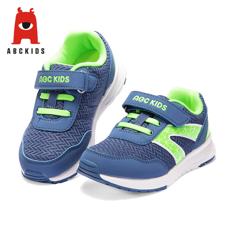 ABC KIDS Kids Boys Sports Shoes Casual Mesh Breathable Walking Soft Sneakers
