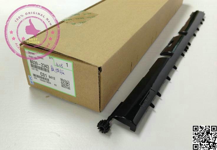 RIC AF1018 1015 Drum Shutter B039-2343 B0392343 free shipping genuine new developer gear for ricoh af1015 af1018 b039 3062 b039 3245 b039 3060 2 sets per lot