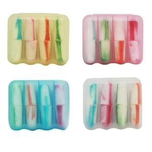 467cc915c6b 8 pcs lot Earplugs Colorful Soft Foam Anti Noise Prevention Ear Plugs For  Travel