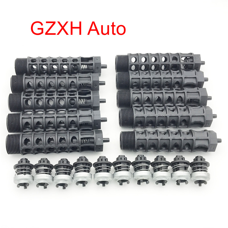 10sets new engine oil cooler filter One Way Valve For Cruze Sonic Aveo Opel Vauxhall Astra