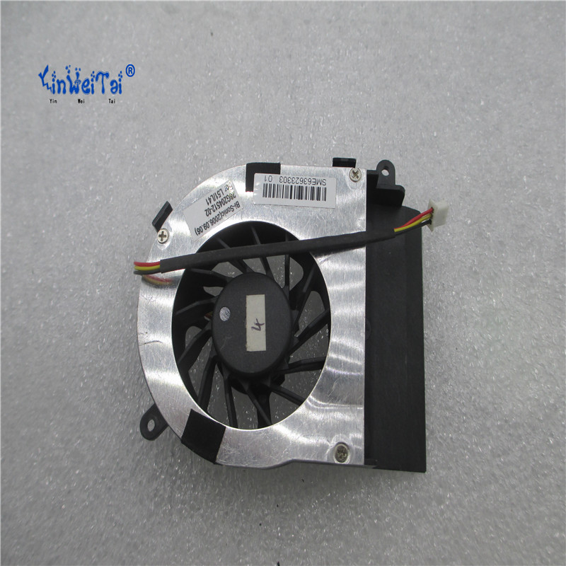 Free Shipping For SEI T5514F05MD, 28G245120-00 DC <font><b>5V</b></font> 0.34A 3-wire 3-Pin connector <font><b>60mm</b></font> Server Blower Cooling <font><b>fan</b></font> image