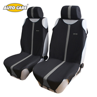 T Shirt Design 2pcs Front Car Seat Covers Universal Fit Auto Seat Protector 3 Colors For