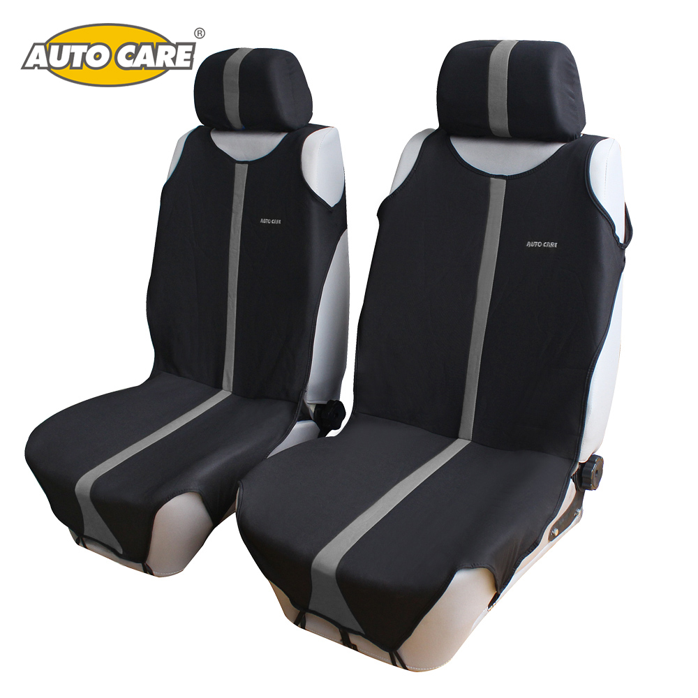 T shirt Design 2pcs Front Car Seat Covers Universal Fit Auto Seat Protector 3 Colors for Choice Interior Accessories front rear high quality leather universal car seat cushion seat covers for lifan solano lifan smily 320 auto seat protector