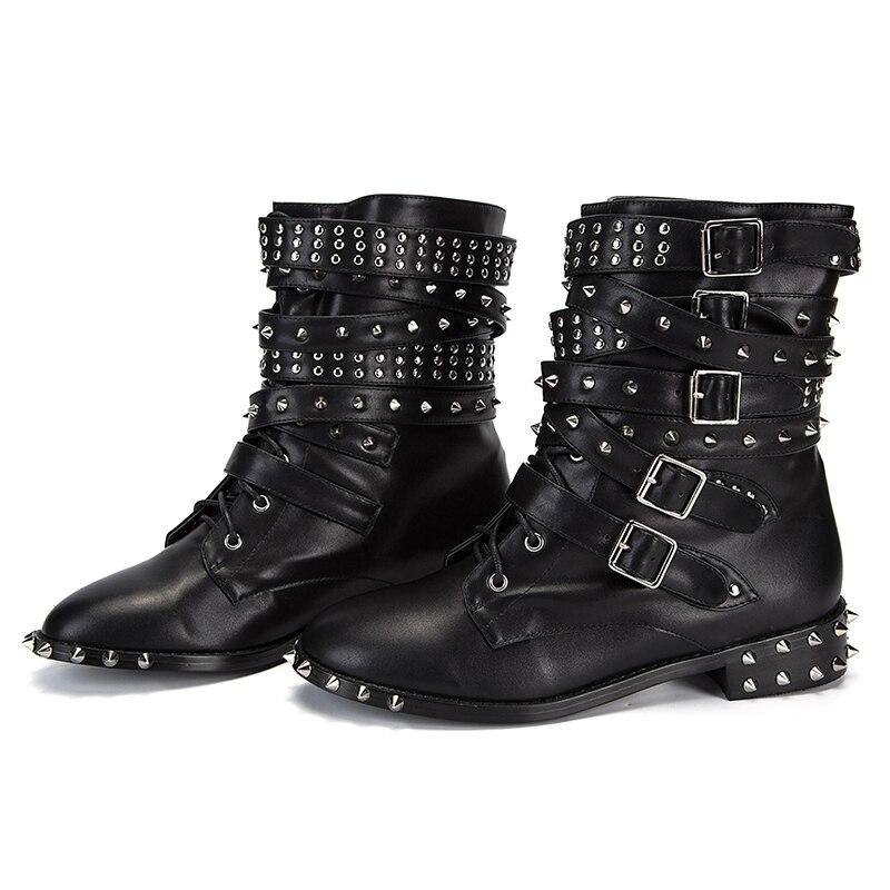 Chaussures 2017 Offre Hiver Automne Robe Spéciale Noir 4AjL35R