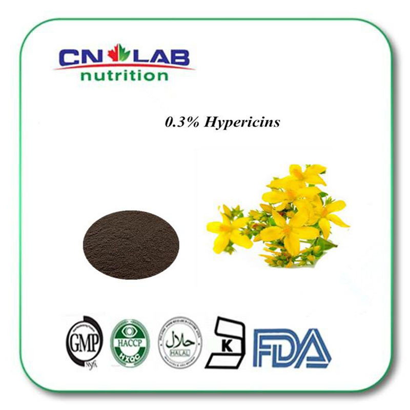 Quality Assured St John's Wort Extract with Hyperforin Powder Effects on Calming the Nerves and Treating Depression vinay kumar anand prakash singh and lalit kumar thermal shock effects on bacterial survival using gfp