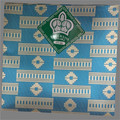 Adorável Nigéria Aso oke, Africano aso oke headtie gele Ipele Invólucro, de alta qualidade, 1 pc/set, Muitos cores Disponíveis, Azul Turquesa! QO066