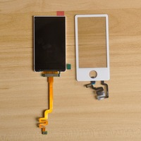Sinbeda AAA ++ Quality LCD Screen For iPod Nano 7 LCD Display Touch Screen Digitizer Assembly Replacement For Nano 7 Screen