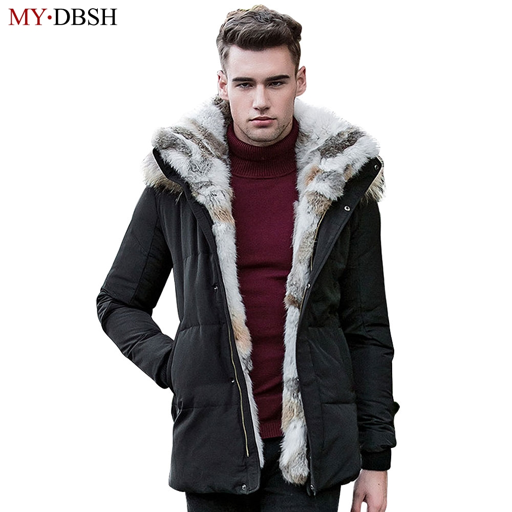 2018 New Brand Mens Casual Jackets Thick Keep Warm Men Down Jacket High Quality Fur Collar Hooded Down Parkas Winter Male Coats loz 9402 transformation optimusprime diamond bricks minifigures building block best legoelieds toys