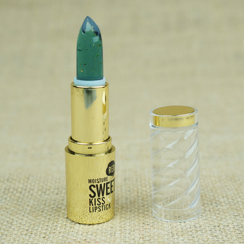 1pcs change colour Sexy Lipstick Cosmetic Makeup Long Lasting waterproof Lipstick font b Lip b font