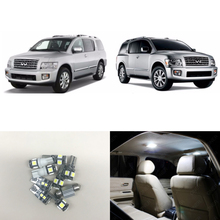 CAN bus White Led Interior Package Kits For Infiniti QX56 2004 2010 Glove Box Courtesy Door_220x220 infinity light box reviews online shopping infinity light box Chemical Glove Box Light at creativeand.co
