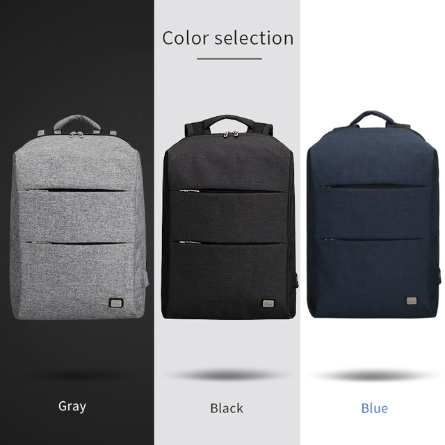 Mark Ryden New Men Backpack For 15.6 inches Laptop Backpack Large Capacity Stundet Backpack Casual Style Bag Water Repellent 3