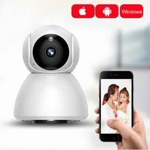 GCCAC IP WiFi Camera 1080P Wireless Smart Cam Home Security Surveillance PTZ Motion Wi Fi Monitor TF Card IPcam Wi-Fi Camera 2MP xiongmai 1 3mp wi fi ip webcam wireless security camera