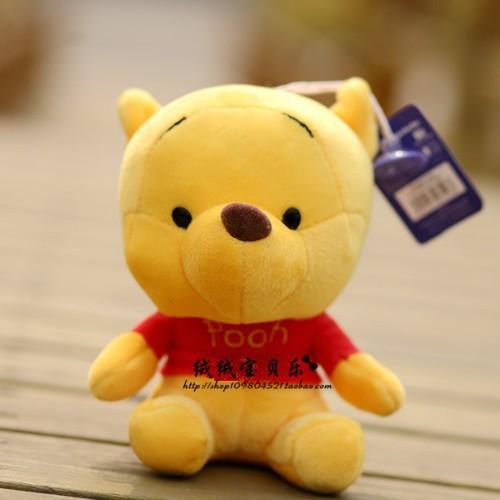 5 pieces Movie TV cute bear toy font b plush b font bear toys gift dolls
