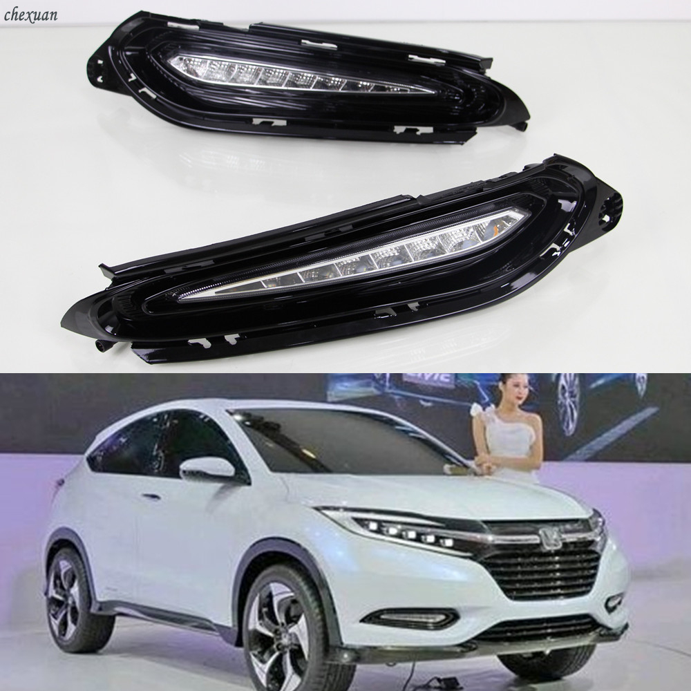 CSCSNL 1 set For Honda HRV HR V 2014 2015 2016 2017 2018 Car styling LED