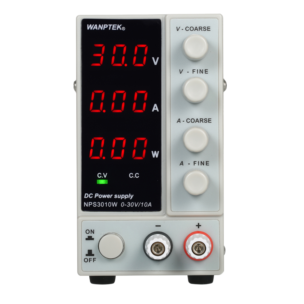 30V 10A LED affichage réglable régulateur de commutation DC alimentation ordinateur portable réparation réparation 0-230v
