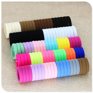 40 Pc Girl elastic hair bands