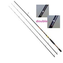 Buy HobbyLane Fishing Rod 2.1m Spinning Fishing Rod 100% Carbon Hard Fishing Pole 2 Sections Lure Fishing Rod Fishing Tools directly from merchant!