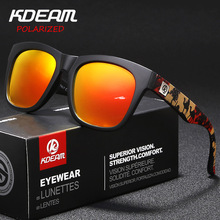 95aa942491 KDEAM All-day Comfort Men Polarized Sunglasses Melanin-infused Polaroid Sun  Glasses