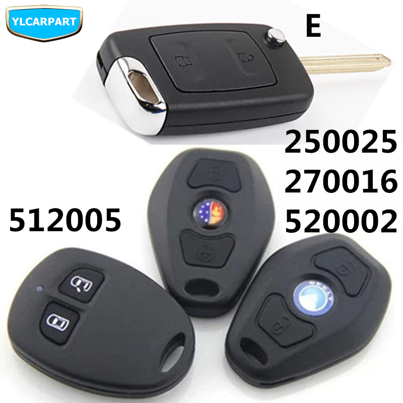 For Geely,CK,CK2,CK3,Car Remote Key Shell