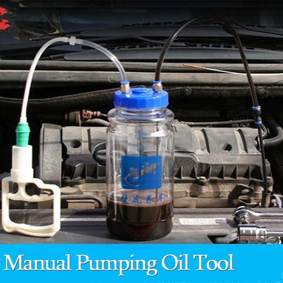 Senhor Cartool Universal Manual de Mudança de Óleo Bomba de Vácuo de Sucção Ferramentas de Reparação de Pneus de Automóveis 2L