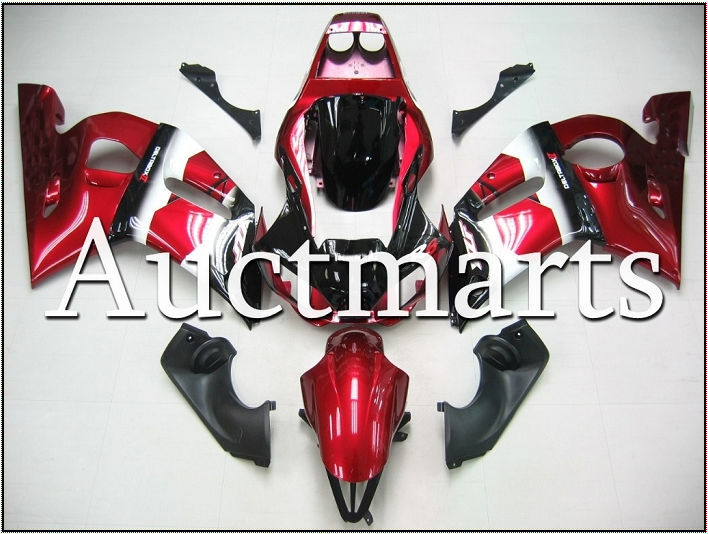 Fit for yamaha yzf 600 r6 1998 1999 2000 2001 2002 yzf600r abs plastic motorcycle fairing kit bodywor