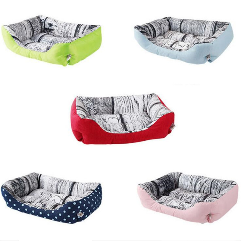 Astounding Us 10 14 31 Off Durable Dog Beds Warm Fleece Lounger Sofa For Small Dogs Large Dog Golden Retriever Bed Husky Kennel Pet Soft Mat In Houses Kennels Squirreltailoven Fun Painted Chair Ideas Images Squirreltailovenorg