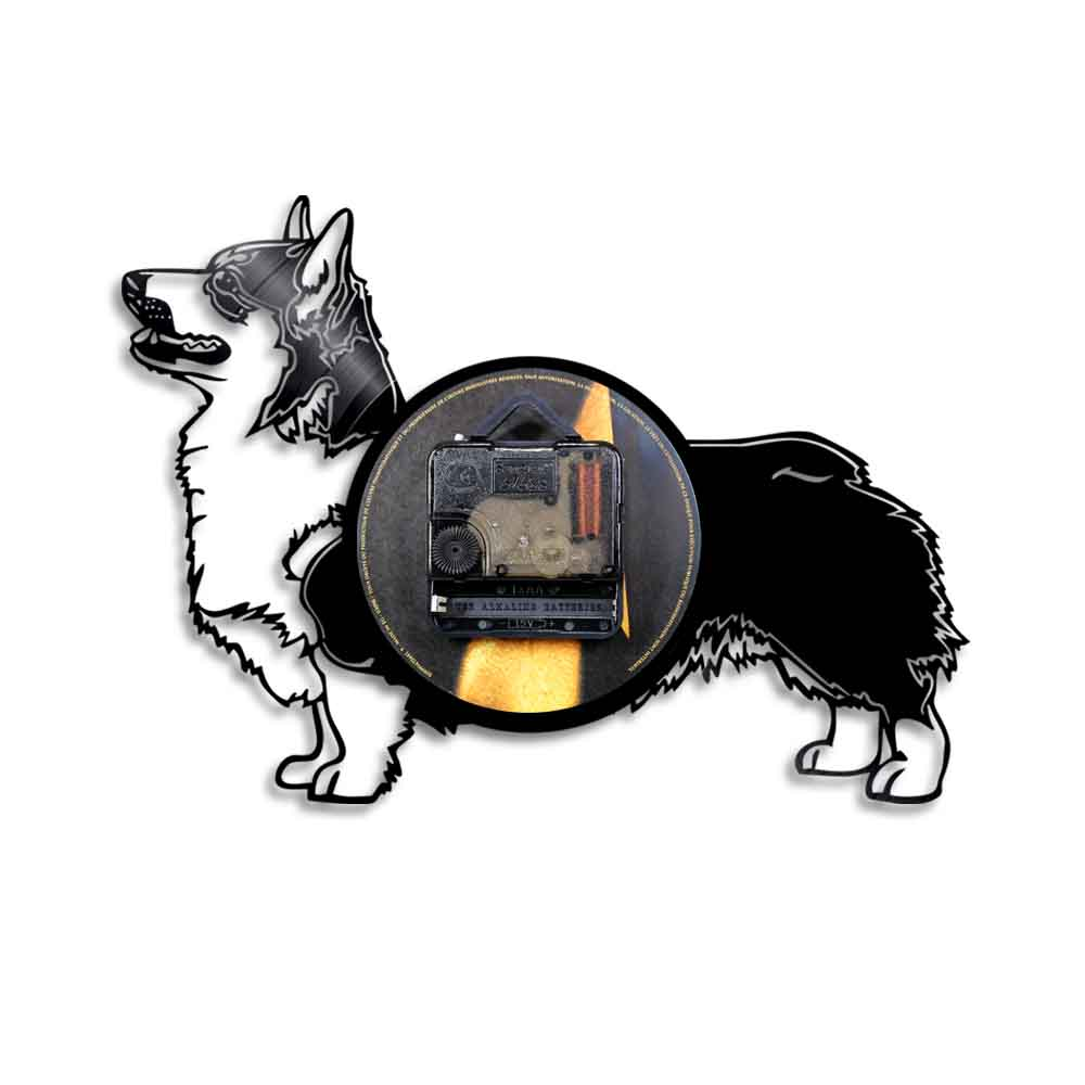WELSH CORGI Dog Christmas Birthday Gift labels Sticker Dog Pet Lover