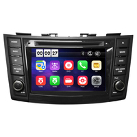 7 HD Car DVD Player GPS Navigation For Suzuki SX4 2006 2007 2008 2009 2010 2011