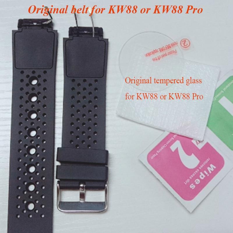 Original watch strap belt for kingwear kw88 kw88 pro smart watch clock smartwatch wearable devices watch band smart accessory