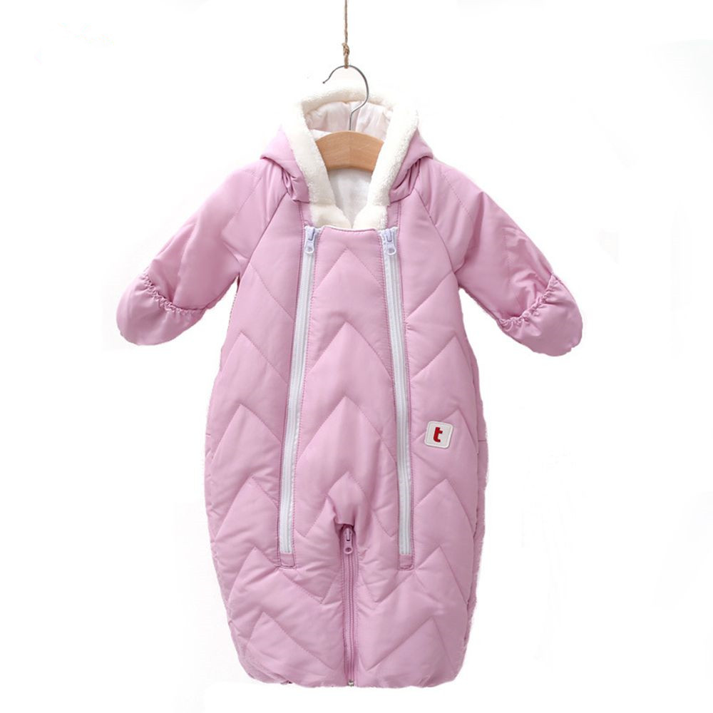 6cfce9f70162 Snowsuit Baby Snow Wear Cotton Padded Warm Outerwear Children ...