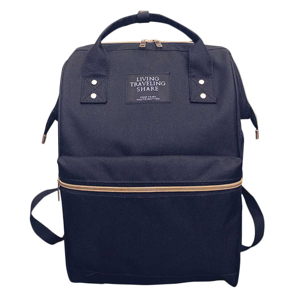 Preppy Style Fashion Women Backpacks Female Denim School Bag For Teenagers Girls Travel bag School Backpack For Teenage